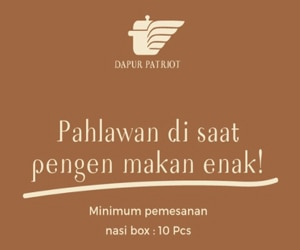 Catering Dapur Patriot